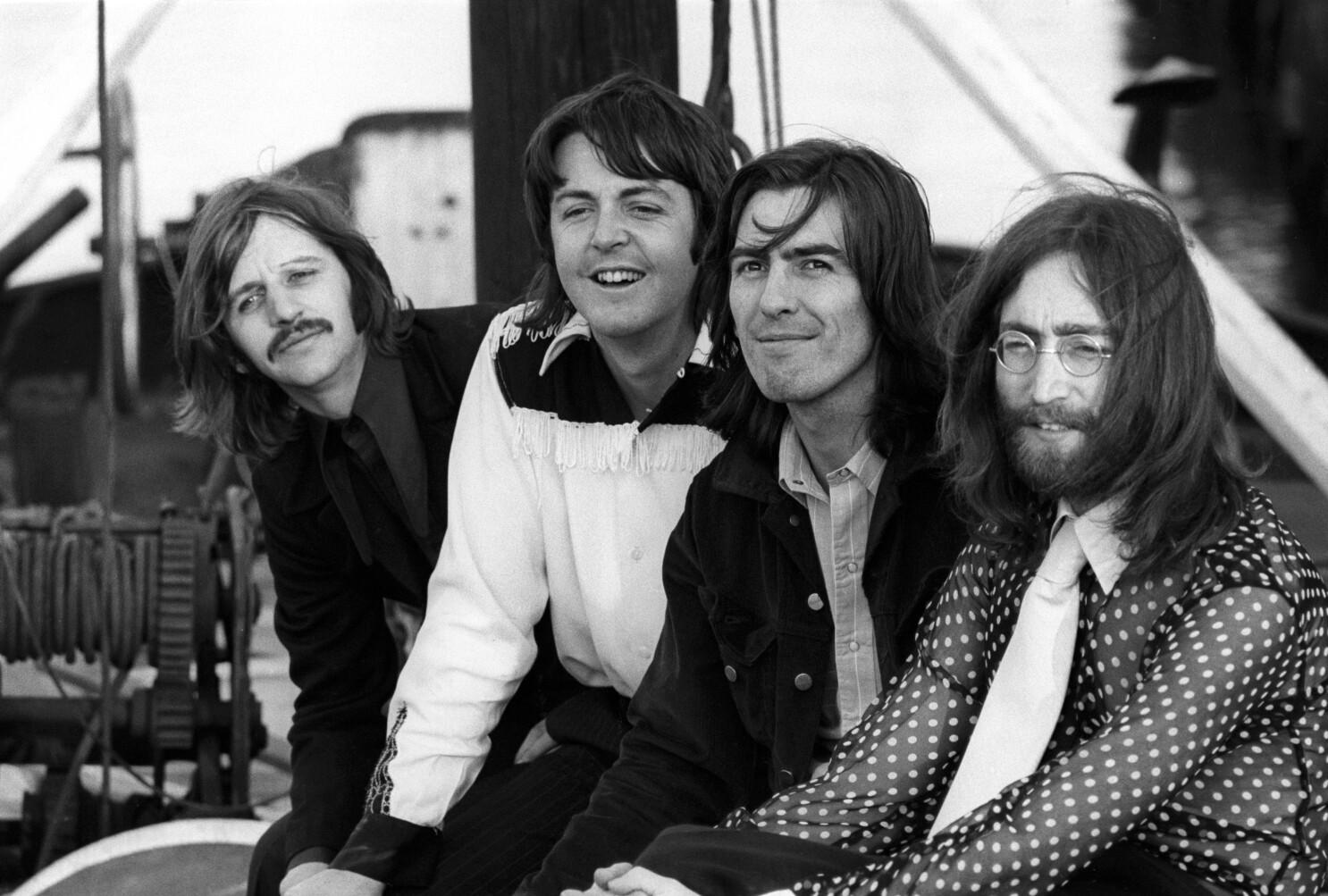 Beatles McCartney Lennon Starr Harrison Notes Set of 4