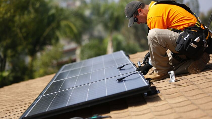 After years of steep declines, solar prices starting to