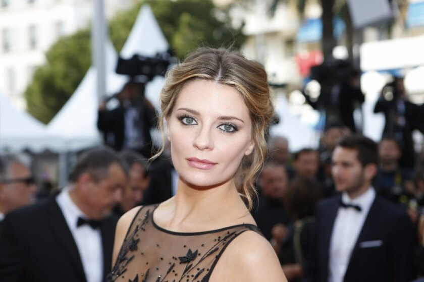 """Actress Mischa Barton at the screening of the film """"Loving"""" at the 69th Cannes Film Festival on May 16, 2016."""