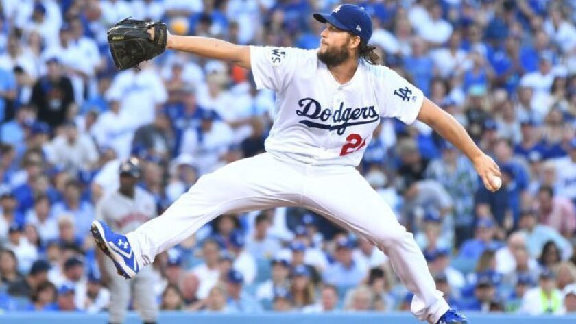 World Series, Game 1: Houston at LA Dodgers