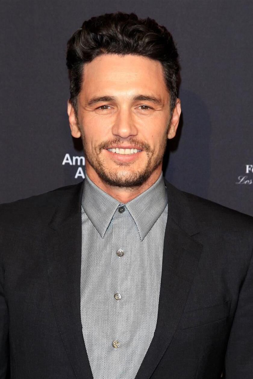 James Franco arrives at the British Academy of Film and Television Arts Los Angeles hosts the 2018 BAFTA Tea Party at the Four Seasons Hotel in Los Angeles, California, USA late 06 January 2018. EFE