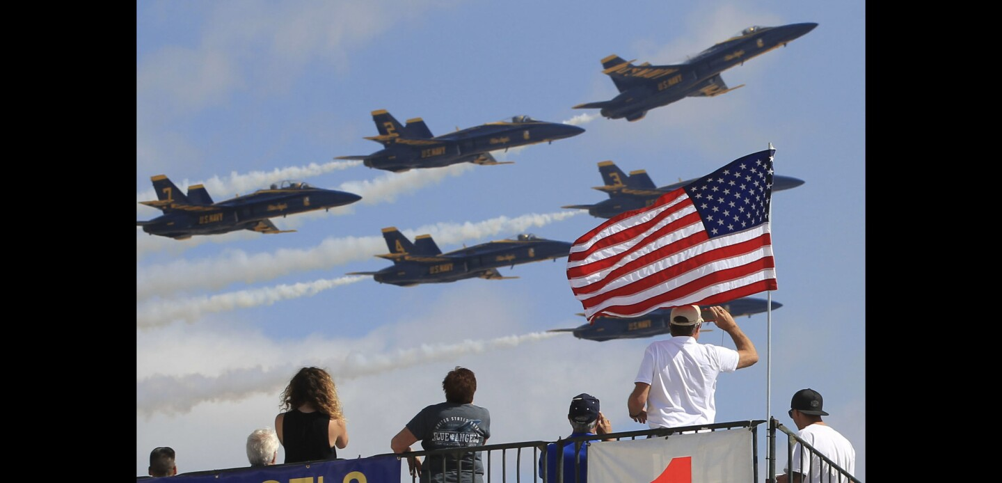 Miramar Air Show - Saturday