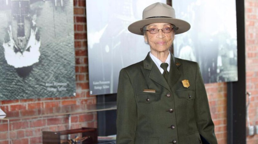 Betty Reid Soskin, the nation's oldest park ranger, was robbed and beaten in her Richmond, Calif., home.