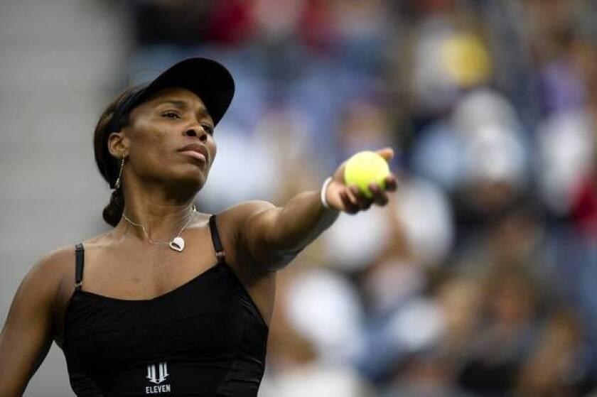 """Venus Williams is subject of ESPN's """"Venus Vs."""""""