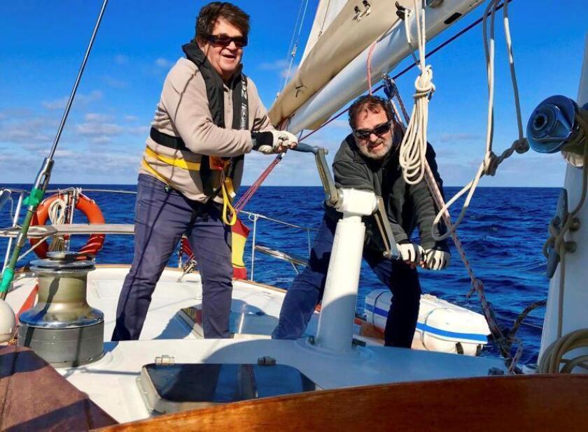 Un velero, 3 años y 120 aventureros para emular la hazaña de Elcano