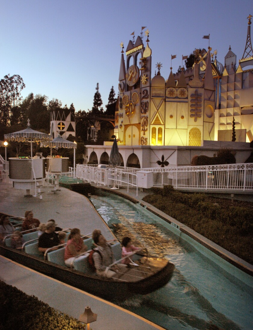 Man stuck on Disneyland ride awarded thousands in court decision