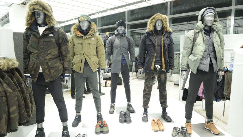 North Face Moon Parka Event