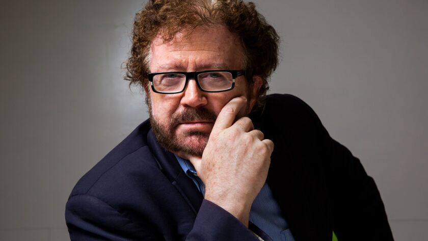 LOS ANGELES, CALIF. -- WEDNESDAY, OCTOBER 14, 2015: Gary Goddard, who is behind the development of S