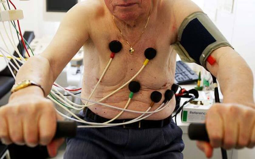 Exercise stress tests are only about 60% effective, expers caution.