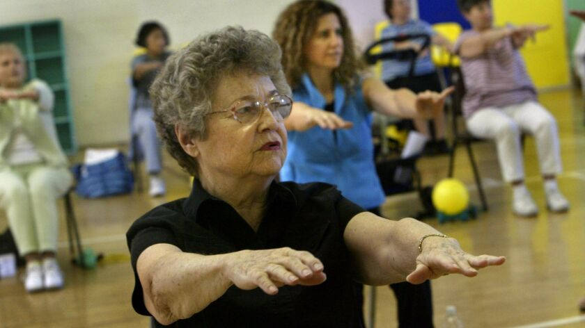 Regular exercise is one of three factors that is likely to reduce your risk of dementia in old age, an expert panel said Thursday.