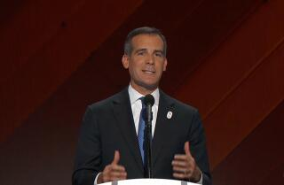 Watch Los Angeles Mayor Eric Garcetti's full speech at the Democratic National Convention