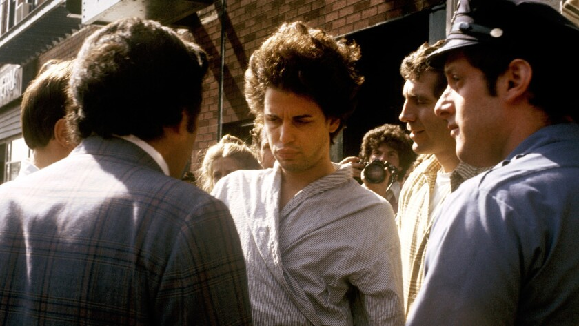 """Chris Sarandon as Leon in """"Dog Day Afternoon."""""""