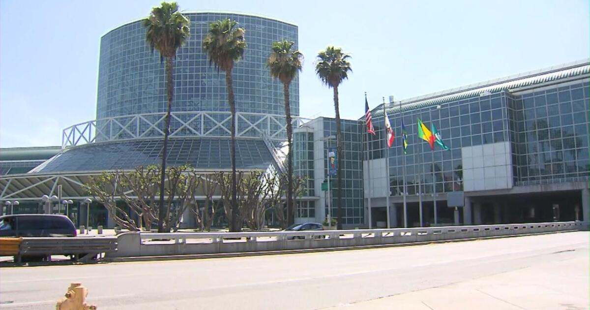 AEG proposes $1 2-billion expansion of L A  Convention Center and JW