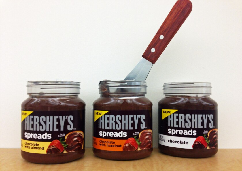Hershey's the new Nutella?