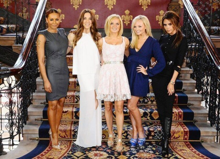 Spice Girls today