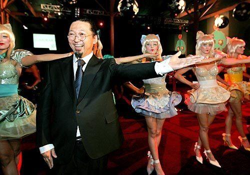 Murakami opening