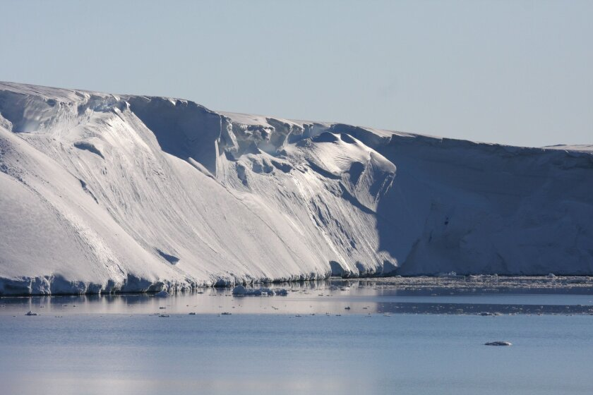 Around 75 miles long and almost 20 miles wide, the Totten Glacier is the largest in East Antarctica, and it is melting more quickly than other glaciers in the area.