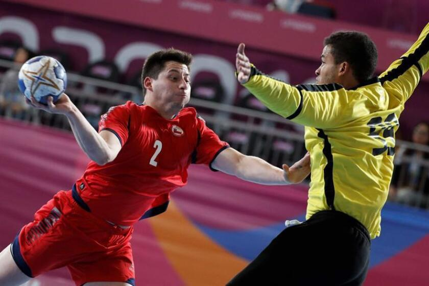 Argentina, Brasil, Chile y México como sorpresa, semifinalistas del balonmano masculino panamericano