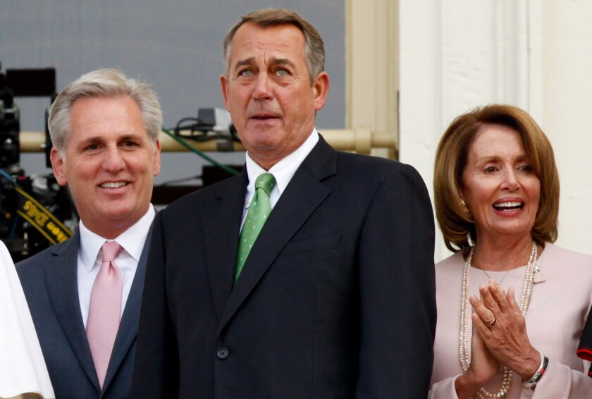 Leadership of the House