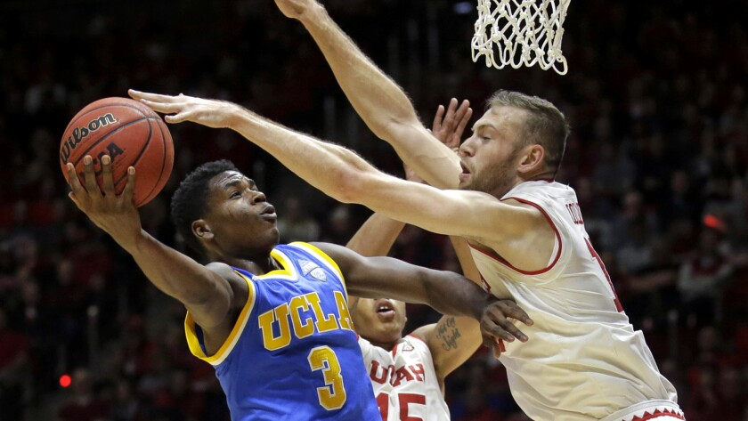 Aaron Holiday, David Collette