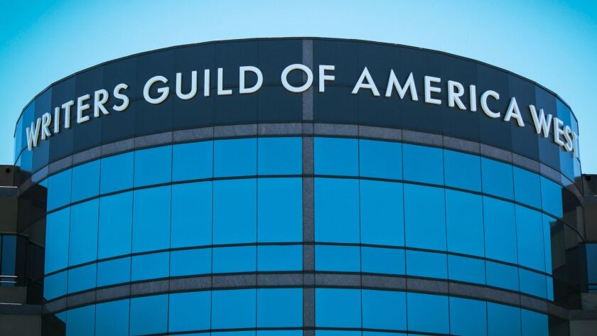 Members of Writers Guild of America consider firing their agents en masse