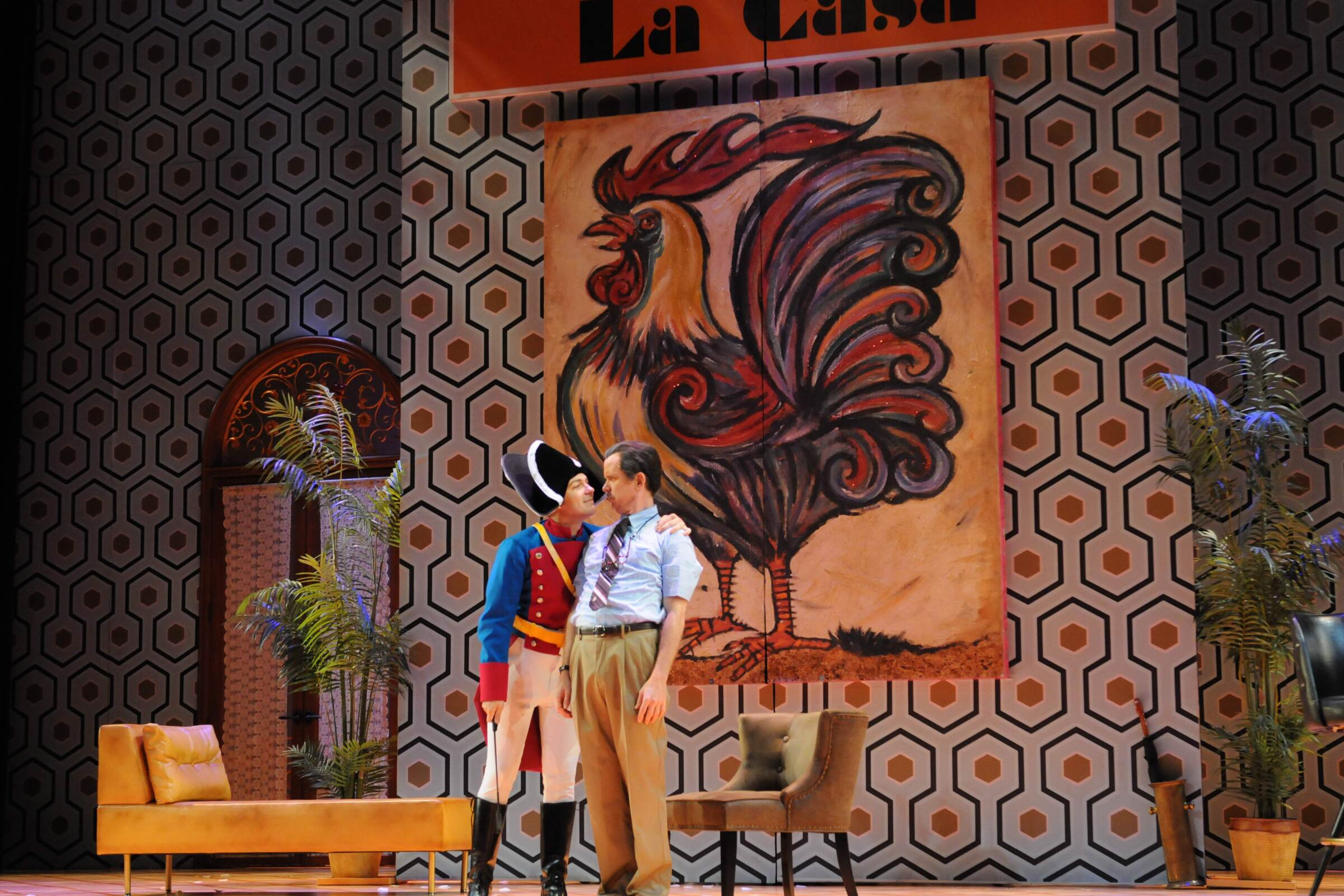 """On April 25, San Diego Opera will open a new production of Gioachino Rossini's """"The Barber of Seville"""" that's inspired by the films of Spanish director Pedro Almodóvar."""
