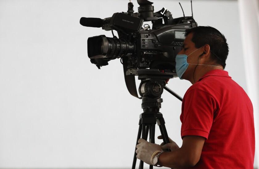 Virus Outbreak Latin America Media