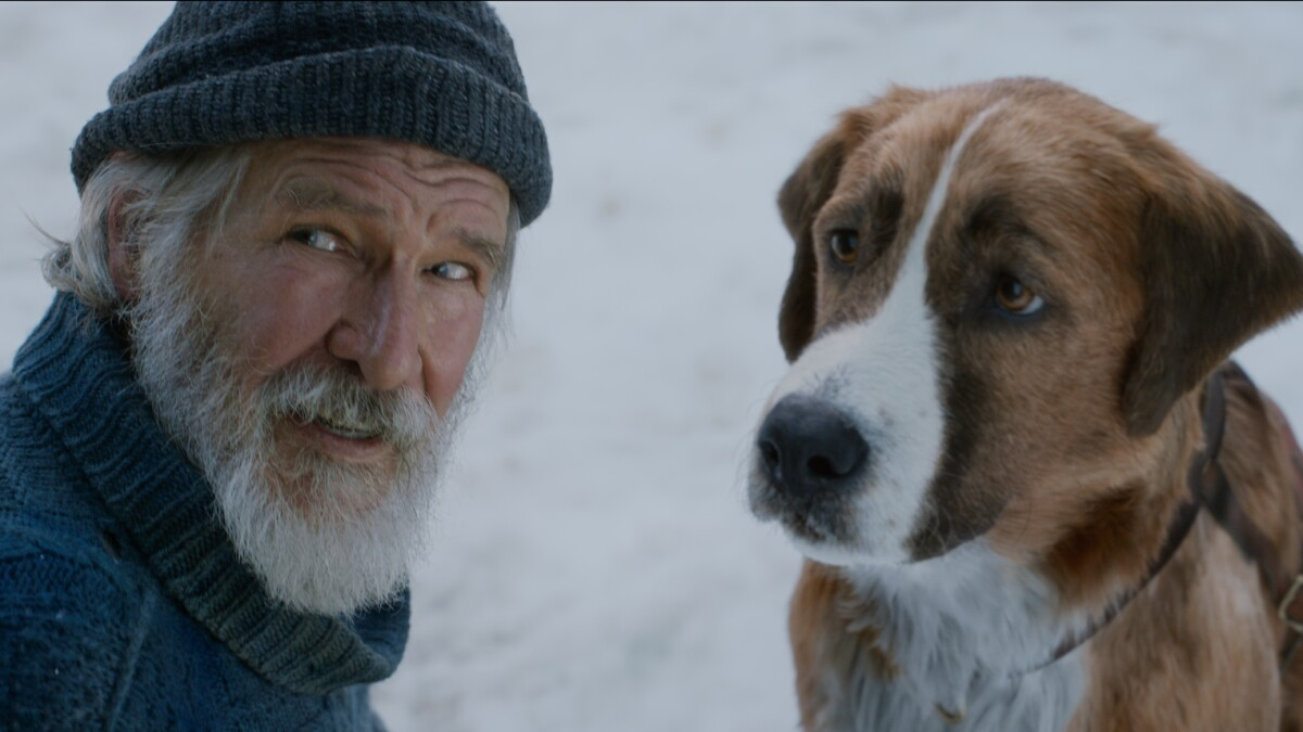 Review: Harrison Ford defrosts CGI 'The Call of the Wild' - Los Angeles  Times