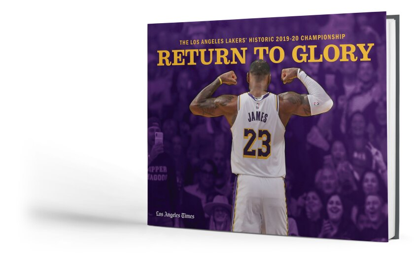 """""""Return to Glory"""" chronicles the Lakers' championship run during the historic 2019-20 season."""