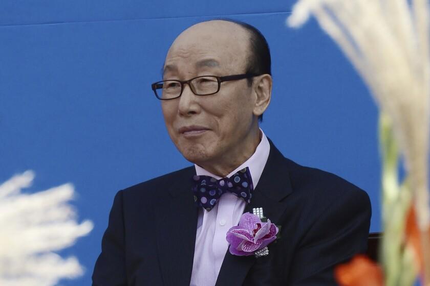 The Rev. Cho Yong-gi