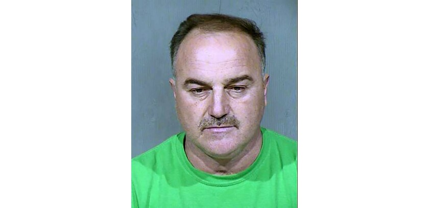 Terrorism Suspect Arrested-Arizona