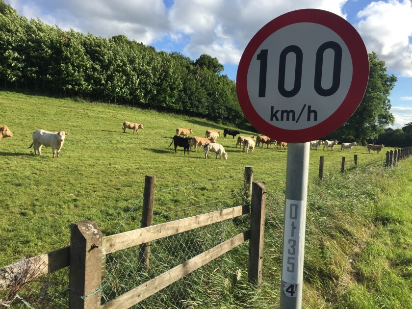 Unease along the open border of Northern Ireland and Ireland