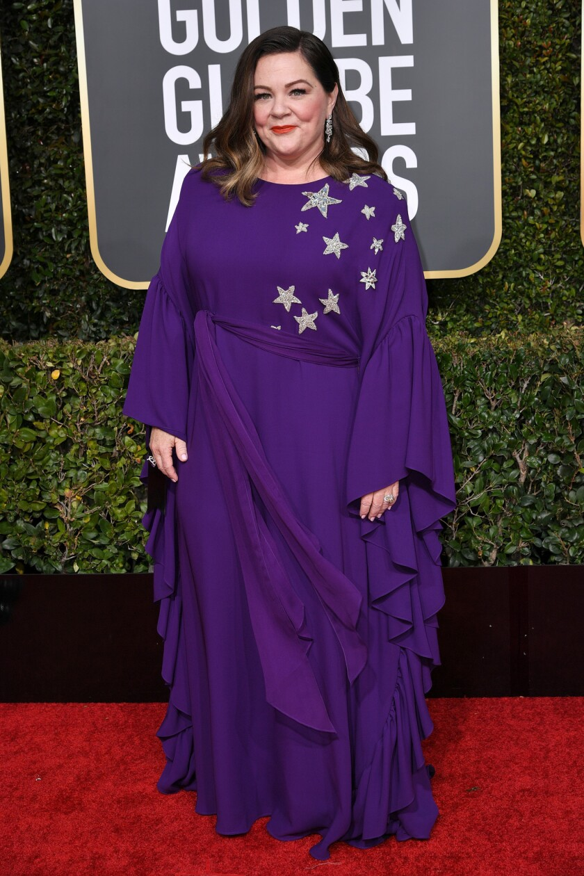 Golden Globes 2019 Red Carpet Looks