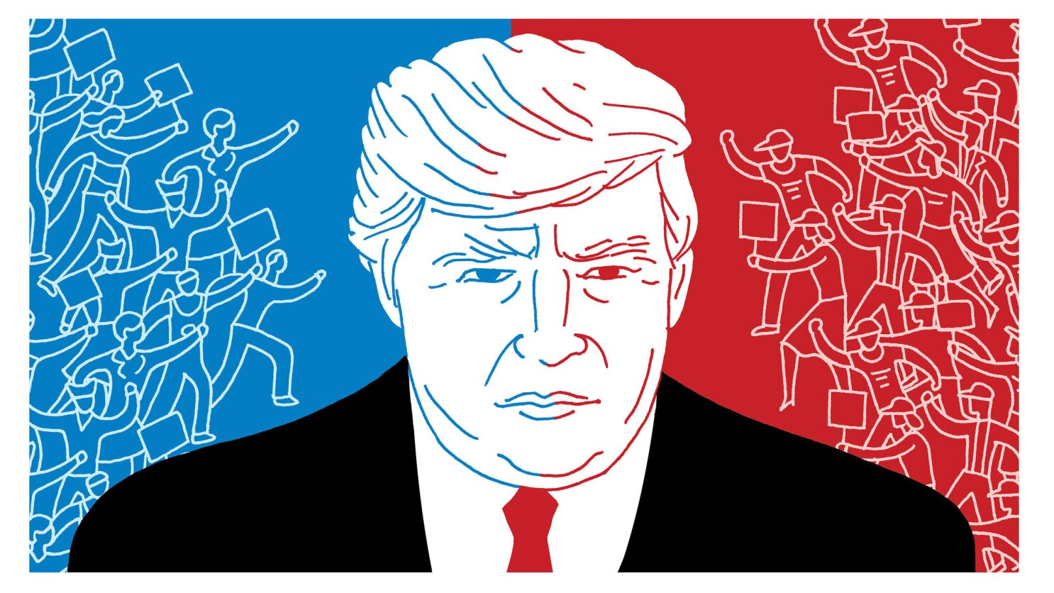 Reclaim your life from the jaws of Donald Trump - Los Angeles Times