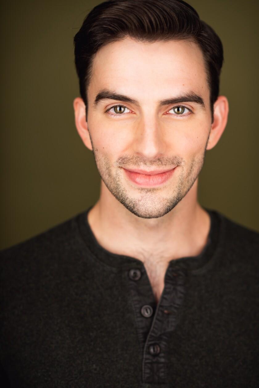 Actor Luke Monday
