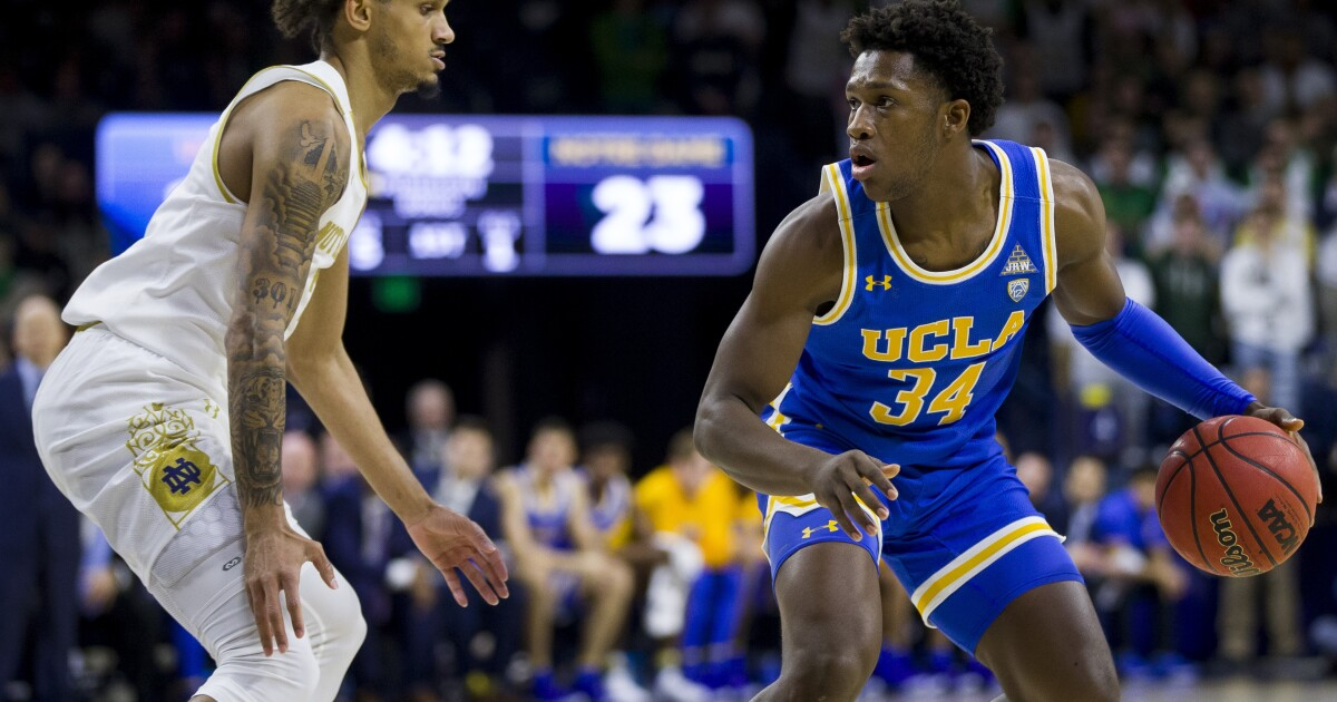 UCLA loses in ugly fashion to Notre Dame