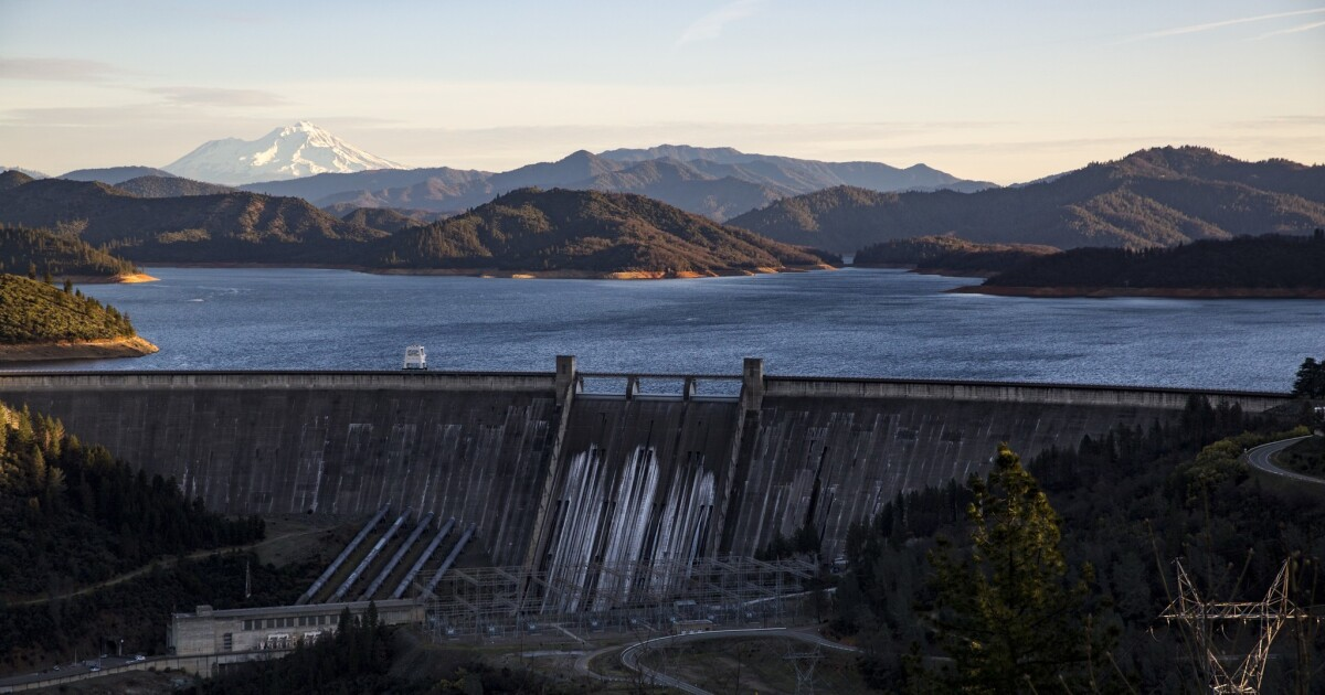 Hydropower can help solve climate change, groups tell Biden - Los Angeles Times