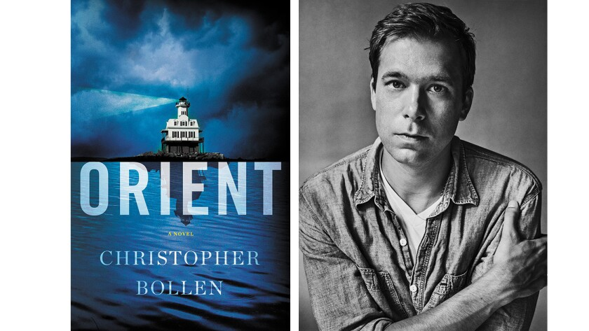 """""""Orient"""" by Christopher Bollen"""