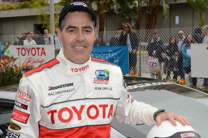 Celebrity drivers named for Toyota Grand Prix charity race