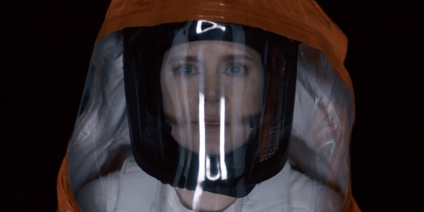 'Arrival'