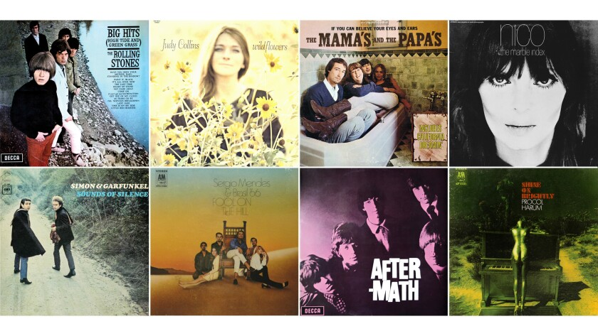 Album covers by rock photographer Guy Webster. So many of the notable album covers of the 1960's and