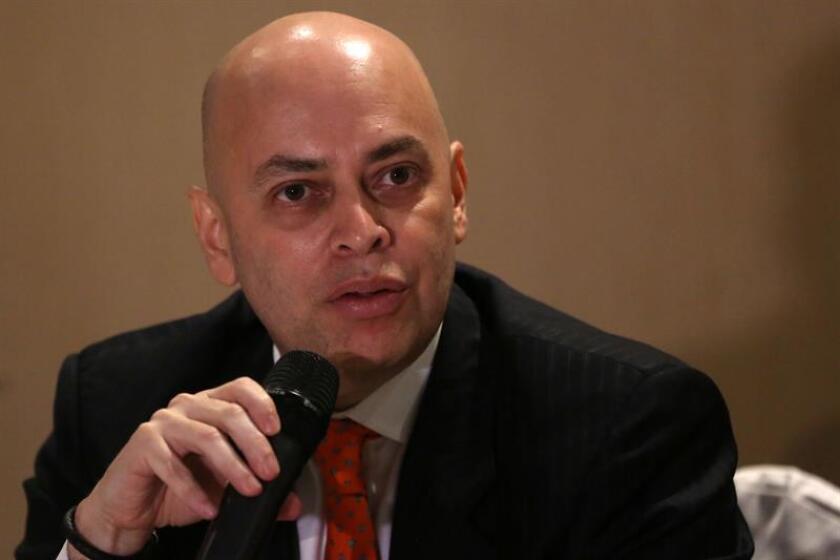 AI exhortó a la ciudadanía a enviar sus escritos antes del 23 de enero próximo al fiscal general de Honduras, Óscar Fernando Chinchilla, y al secretario de Seguridad, Julián Pacheco Tinoco. EFE/Archivo