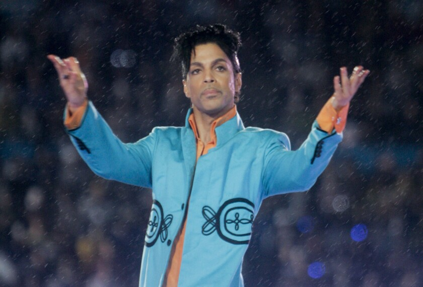Music-Prince Tribute Concert