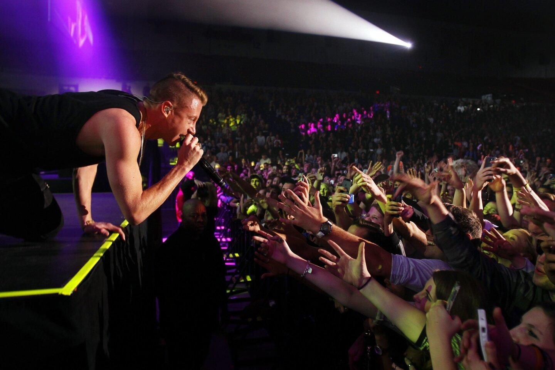 Macklemore & Ryan Lewis concert