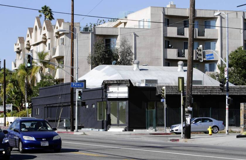 Upscale Mar Vista isn't rolling with pot shop