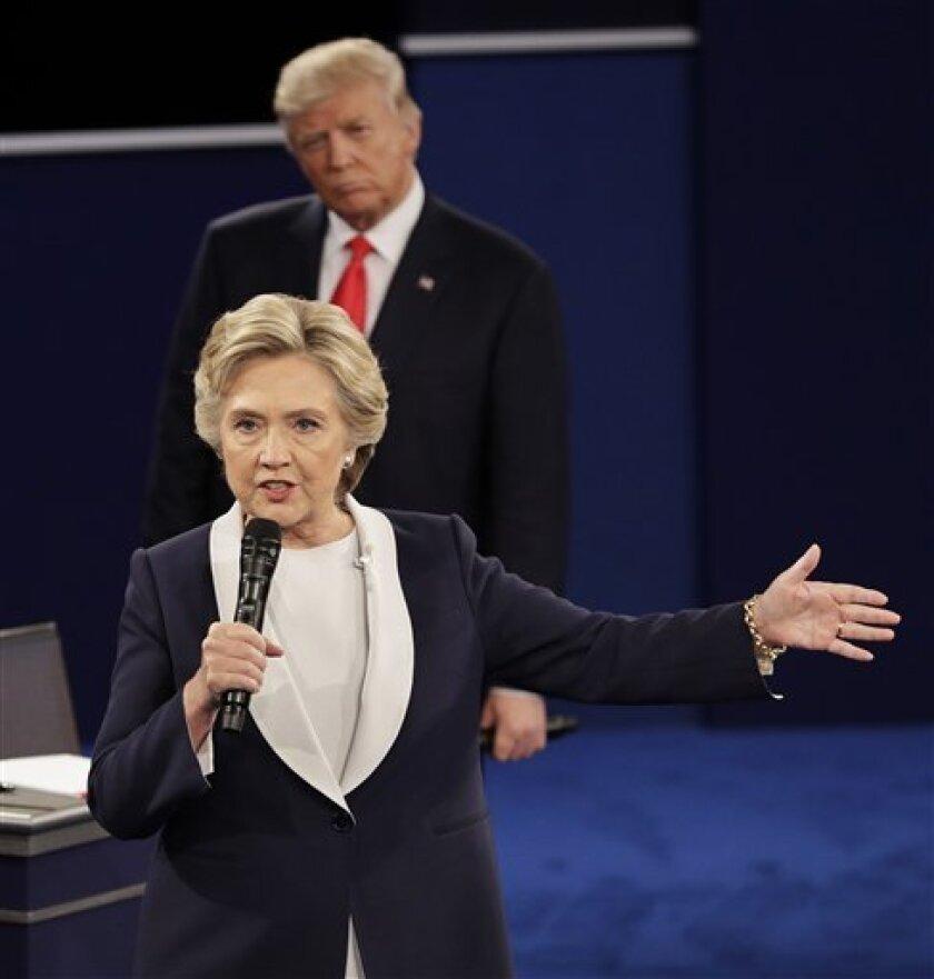 El tercer y último debate presidencial en Estados Unidos promete ser una lucha de resistencia entre Hillary Clinton y Donald Trump.