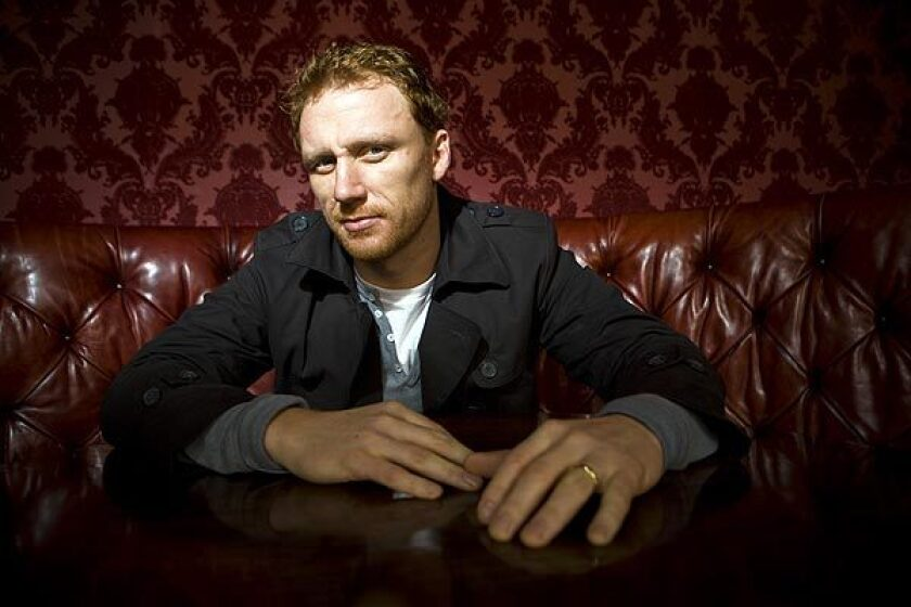 "Kevin McKidd, known as surgeon Owen Hunt on ""Grey's Anatomy,"" had owned the secluded Hollywood Hills villa since 2008."