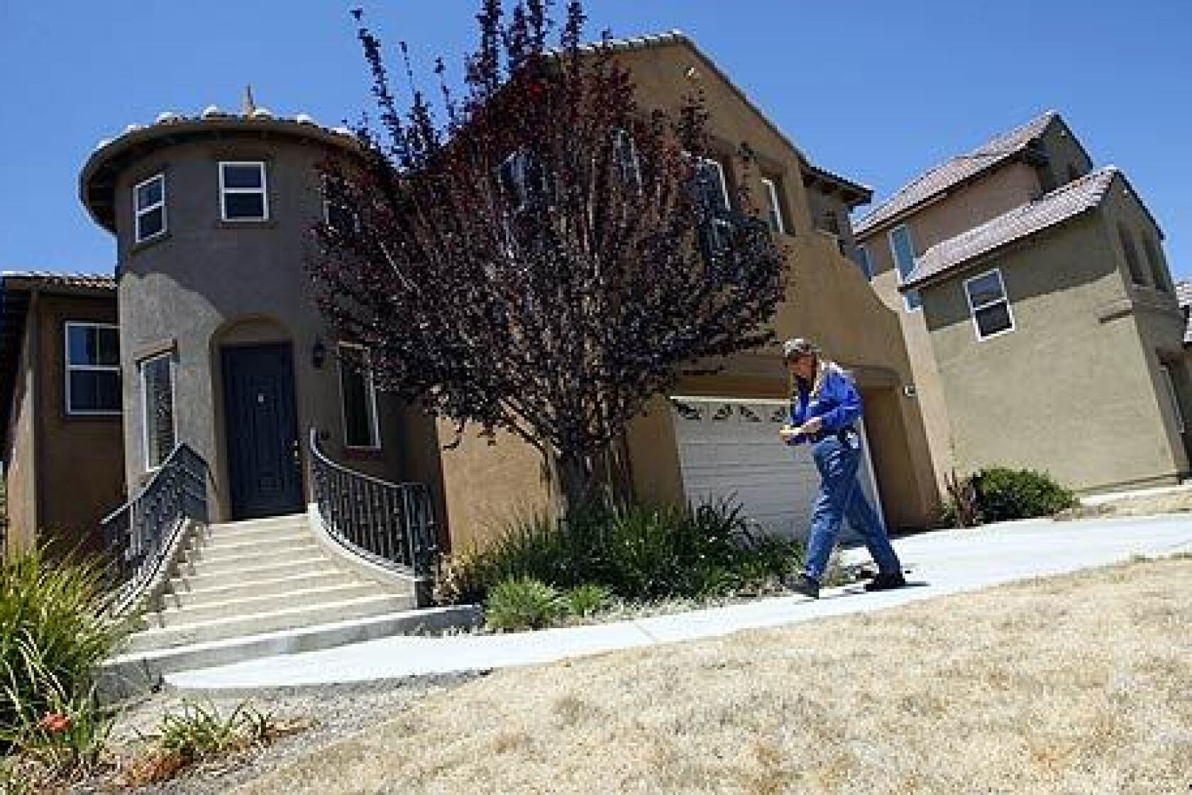Housing downturn is a jolt to upscale Temecula - Los Angeles