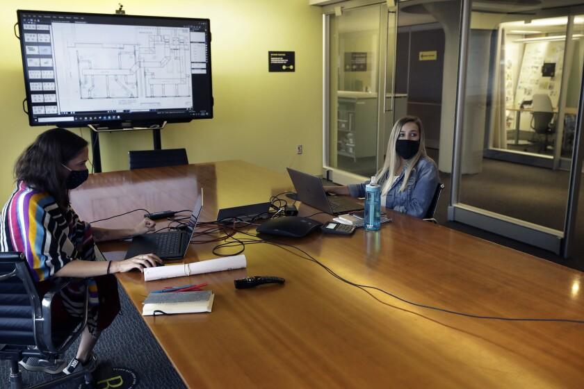 ¿En qué cambiará la vida en la oficina tras la pandemia?