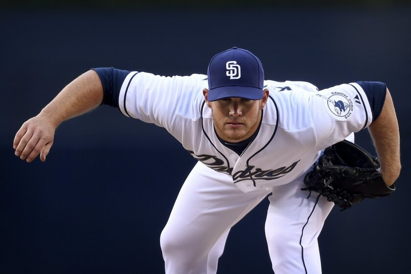 San Diego Padres relief pitcher Craig Kimbrel. Andy Hayt/San Diego Padres